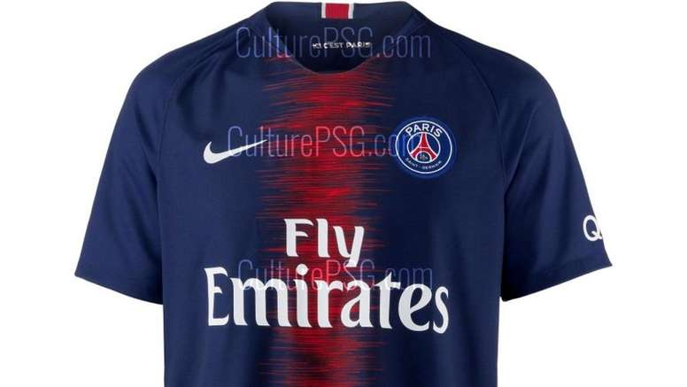 Pin A sample of PSG s possible kit for next year has been leaked.  Twitter CulturePSG a3ccc0879
