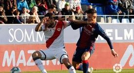 El Rayo y la SD Huesca jugaron un partidazo. LaLiga