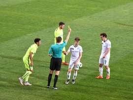 Pranjic jugará este curso en la máxima categoría de Chipre. FCKoper