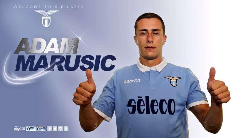 El conjunto italiano contará con los servicios de Marusic durante cinco temporadas. Official SSLazio