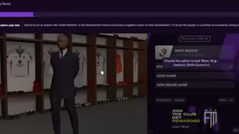 Bagasan Graham fue presentado como nuevo jugador del Dartford. Twitter/dartfordfc