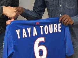 El Caen le deseó a Yaya Touré la misma suerte que a su homónimo. Caen