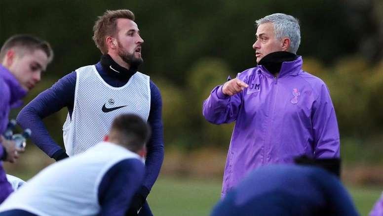 La condition de Mourinho pour signer à Tottenham - BeSoccer