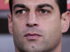 Gerard seguirá dirigiendo al filial del Barcelona. EFE