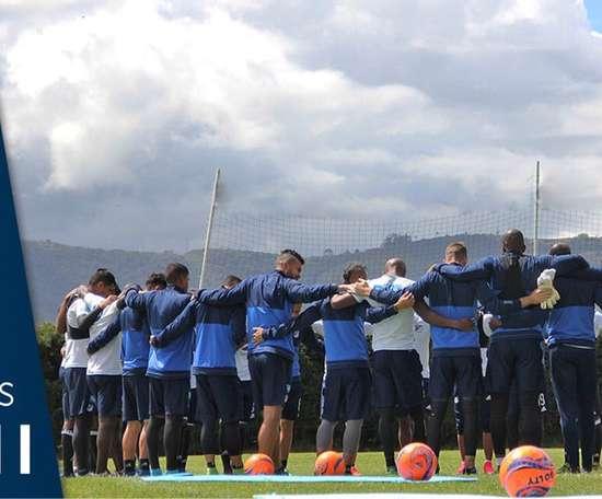 El conjunto de Bogotá confirma las primeras incorporaciones. MillosFCoficial