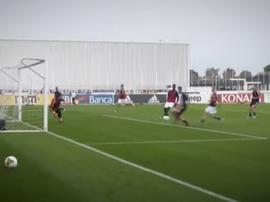 Il video del primo goal di Ramsey con la Juventus. Youtube/Juventus