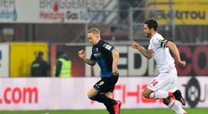 Fortuna Düsseldorf e Paderborn: um pontinho para cada um. Twitter/SCPaderborn07