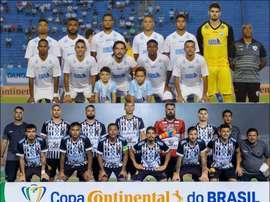 Prováveis escalações de Londrina e Botafogo-PB. Twitter @LondrinaEC/@BotafogoPB