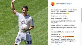 Isco fue fichado por 30 millones de euros. Instagram