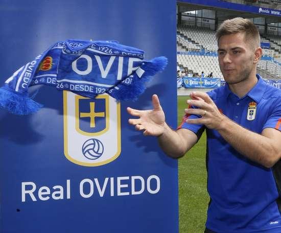 Pucko abandona el Oviedo. RealOviedo