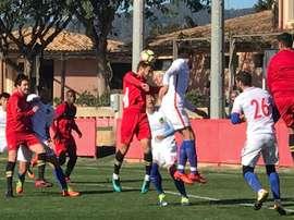El Mallorca se reencontró con Manzano ganándole. RCDMallorca