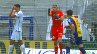 Pumas perdió 1-3 contra Atlético San Luis. Captura/Youtube/LigaBBVAMX