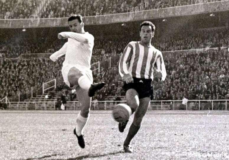 Puskas dejó uno de los mejores registros goleadores del club. RealMadrid