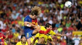 Barça y Boca se midieron por última vez en 2008. FCBarcelona