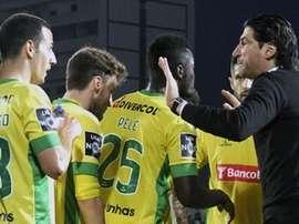 El equipo portugués venció por dos tantos a su rival. FCPF