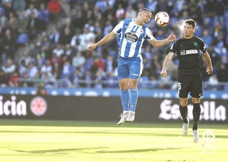 Quique González apuesta por centrarse en el equipo y no en el resto. LaLiga