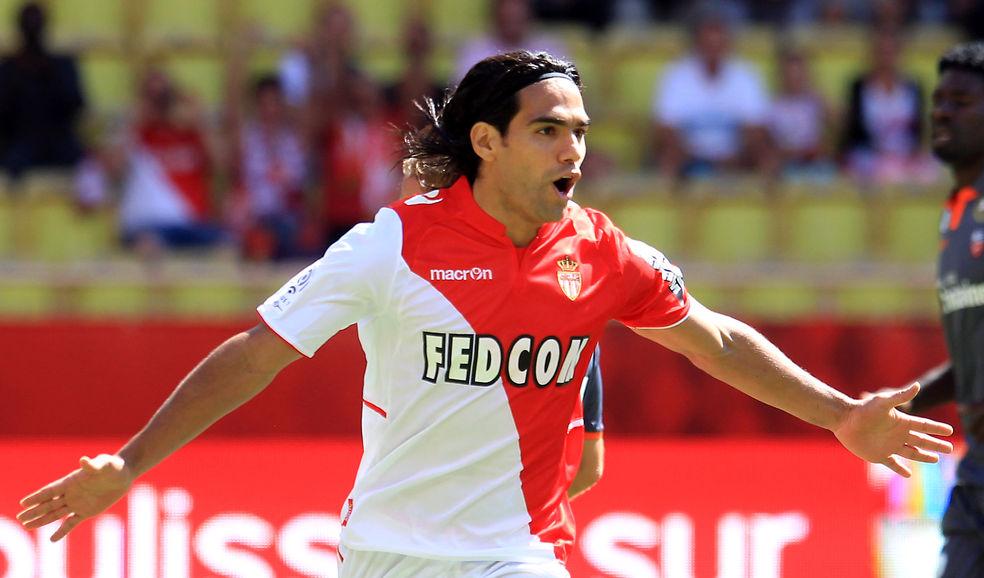 Maillot Extérieur AS Monaco Radamel FALCAO