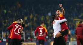 Le championnat turc est suspendu. Twitter/GalatasaraySK