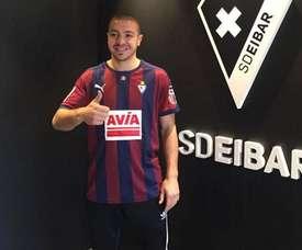 Radosevic no seguirá en el Eibar la próxima temporada. Twitter