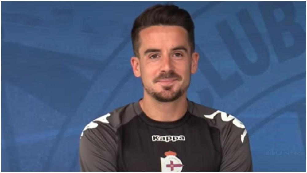Rafa de Vicente está deseando volver a jugar en casa. Captura/RealClubDeportivodelaCoruña