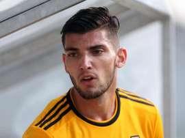 Rafa Mir llega cedido hasta el final de temporada. Wolverhampton