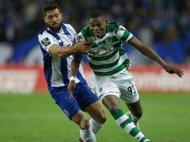 Rafael Leao pourrait changer de club. EFE
