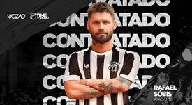 Rafael Sóbis llega a Ceará. CearáSC