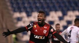 Aficionados de Flamengo definieron así al nuevo jugador de la 'U'. Flamengo