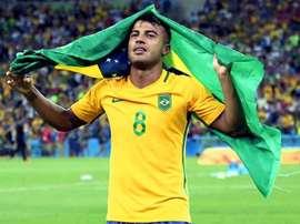 Rafinha volta a Seleção Brasileira. AFP