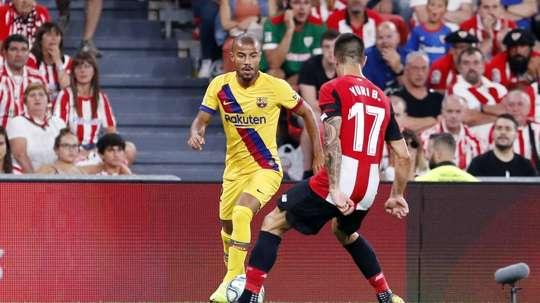 Marcelino insiste, le Barça doute pour Rafinha. FCBarcelona