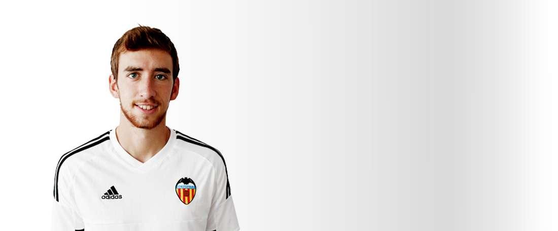 Raimon Marchán ha pasado por los filiales de Madrid, Valencia y Valladolid. ValenciaCF