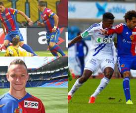 Rakitic, Shaqiri, Xhaka and Salah were just a few Basel let go.  fcb.ch/BeSoccer
