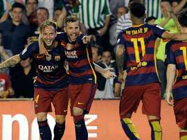 Rakitic pode ser a peça-chave para a chegada de Neymar ao Barcelona. Bwin