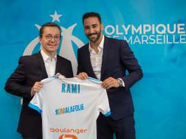 Marseille appoint Ramy as their new player. AFP