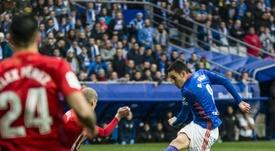 Folch espera que el Oviedo siga sumando. LaLiga