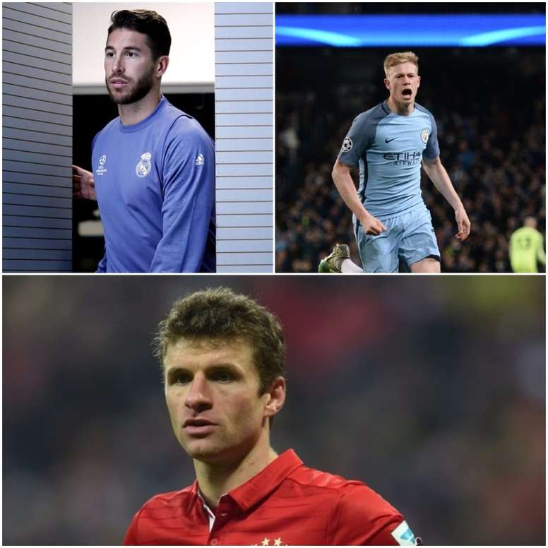 These three are on the list. BeSoccer