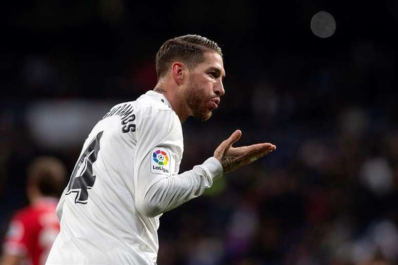 7194ab1ed9f Pin Ramos will miss Madrid s clash with Leganes. EFE