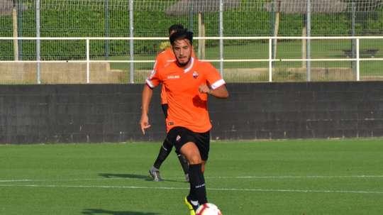 Guzzo militó durante varios años en la cantera del Benfica. CFReusDeportiu