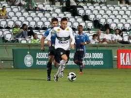 Raphael Veiga dejará el Coritiba para jugar en el Palmeiras la próxima temporada. Coritiba