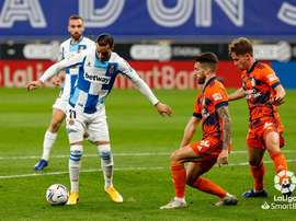 El Espanyol derrotó a la Ponferradina. LaLiga