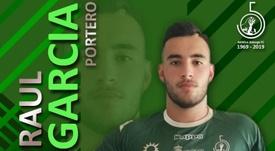 Raúl García sale cedido durante una temporada. AtléticoAstorga