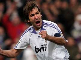 Ruben Cano explained how Real Madrid got Raul. EFE