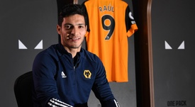 Jiménez will be discharged. Twitter/Wolves