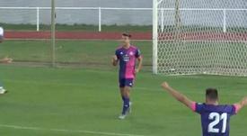 El Valladolid Promesas venció por la mínima. Captura/YouTube/RealClubDeportivodeLaCoruña