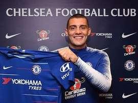 Kovacic reveló que una conversación con Morata fue clave para fichar por el Chelsea. ChelseaFC