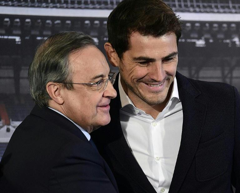 Las frías despedidas en el Madrid