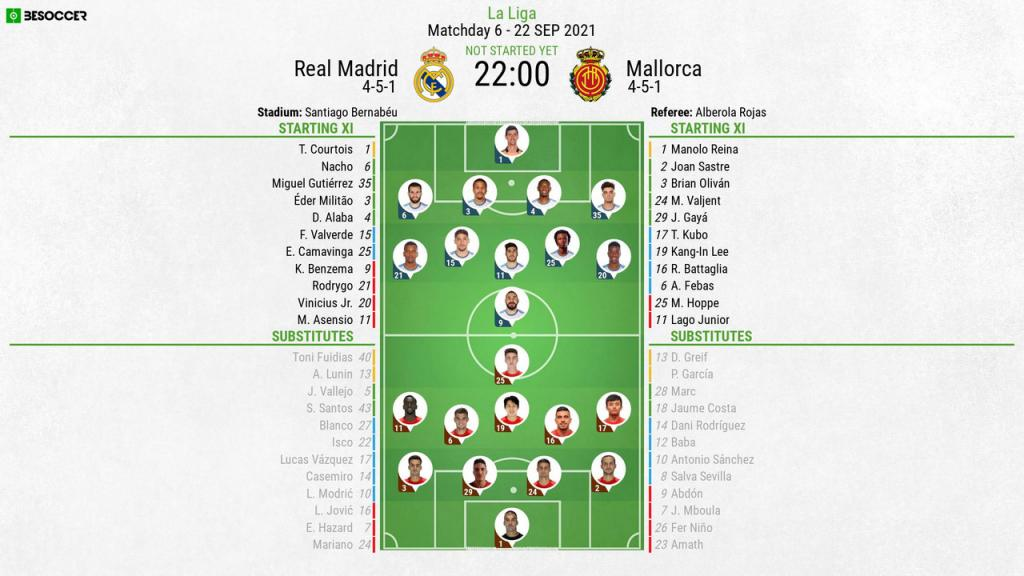 real madrid vs mallorca - photo #23