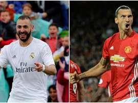 Real Madrid y Manchester United aparecen en la demo del videojuego. BeSoccer