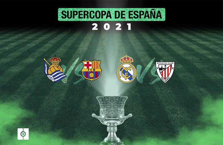 Spanish Super Cup Draw 2021 Besoccer
