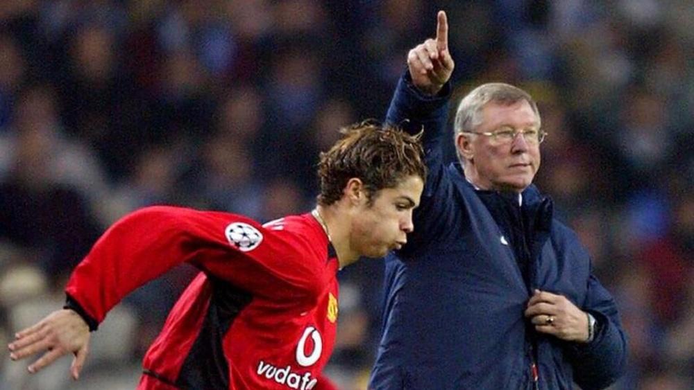 Un dirigeant de la Juve révèle pourquoi Ronaldo a rejoint United et non City. afp